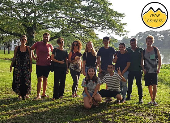 Ipoh Secrets Kinta Nature Park Group Photo