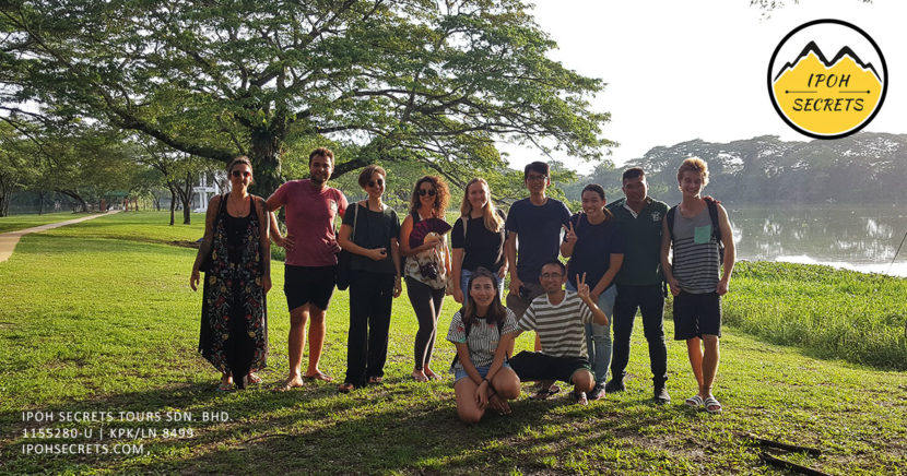 Ipoh Secrets Kinta Nature Park Group Photo
