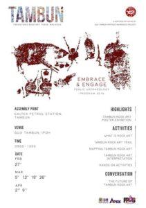 Ipoh Secrets - GTHAP Event Poster