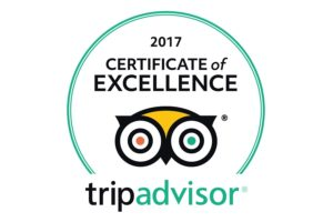 Ipoh Secrets 2017 Certificate of Excellence