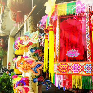 Ipoh Secrets - Traditional Lantern