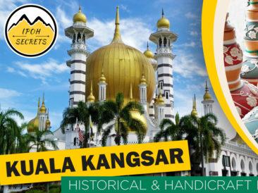 Kuala Kangsar - The Royal Town